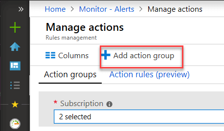 Trigger Automations from Azure Monitor Alerts