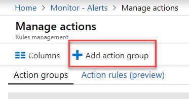 examine Azure Monitor Alert Schema